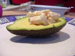 Prøv også Avocado med rekesalat.