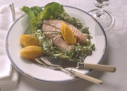 Prøv også Salat til fisk.