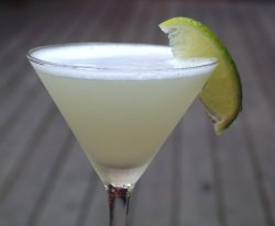 Daiquiri Cocktail oppskrift.