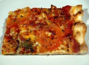 Prøv også Pizza Margherita.