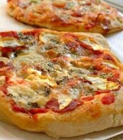 Prøv også Porsjonspizza.