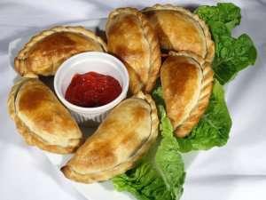 Prøv også Empanadas (Chile).