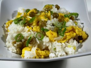Prøv også Stekt ris med egg.