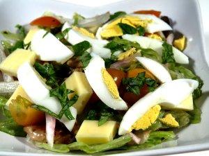 Prøv også Chef´s  Salad.