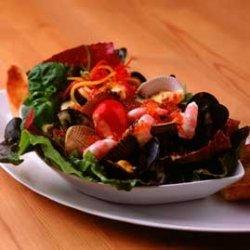 Prøv også Skalldyrsalat med lakserogn.