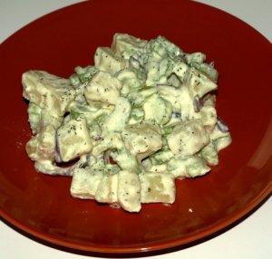 Prøv også Potetsalat til middag.