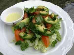 Prøv også Avocado og tomatsalat.