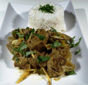 Les mer om Lam i curry hos oss.