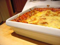 Prøv også Lasagne al forno.