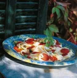 Prøv også Pasta med crème fraîche.