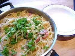 Prøv også Spaghettigryte 5.
