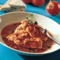 Prøv også Lettsaltet torsk med tomatsaus.