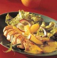 Prøv også Sitron- og appelsinmarinerte kyllingfileter.