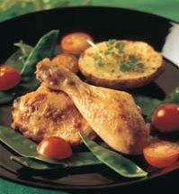 Prøv også Sennepsmarinerte kyllinglår.