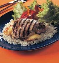 Prøv også Fylte kyllingbryst på grill.