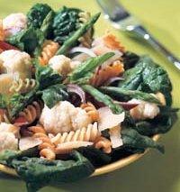 Prøv også Lun pastasalat med grønnsaker.