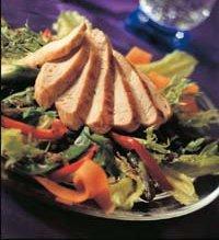 Prøv også Krydret kyllingsalat.