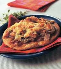 Prøv også Grønn Pitapizza.