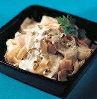 Prøv også Kalkun med pastasaus og Norzolaost.