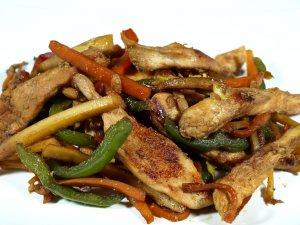 Prøv også Wok med kylling.
