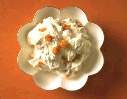 Cloudberry cream (moltekrem).