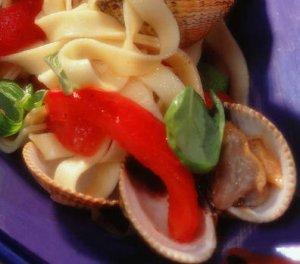 Prøv også Hjerteskjell med pasta og tomater.