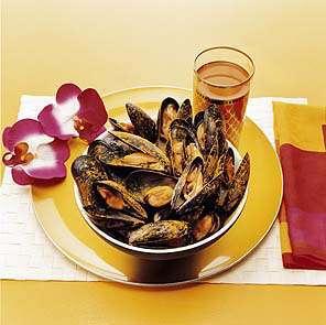 Prøv også Moules Curry Nam-Nam.