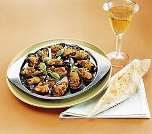 Prøv også Moules Gratinert Provençale.