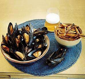 Prøv også Moules Light Beer.