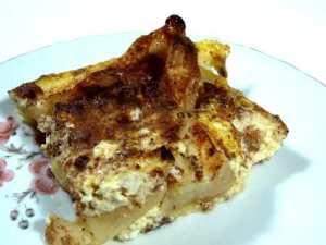 Prøv også Eplekake med cottage cheese.