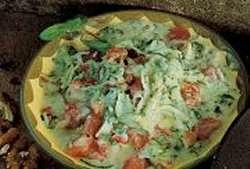 Agurk med mynte og chili oppskrift.