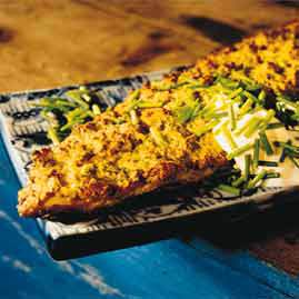 Les mer om Kamskjellgratinert makrell hos oss.