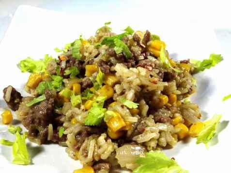 Prøv også Risotto med kjøttdeig.