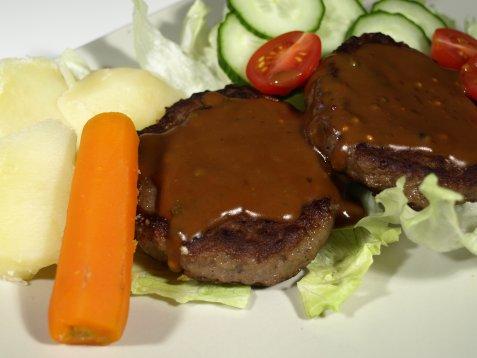 Norwegian Burgers (karbonader).