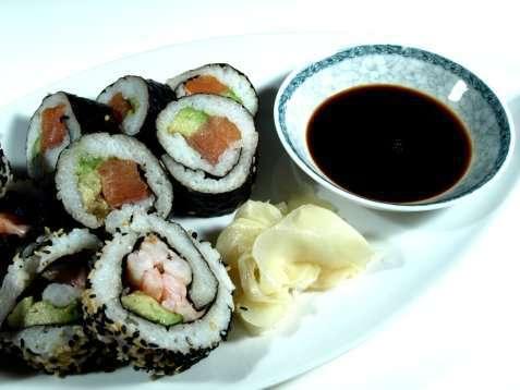 Prøv også Maki Sushi.