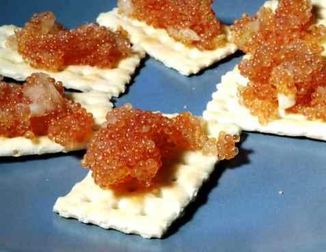 Kaviar av rognkjeks 2 oppskrift.