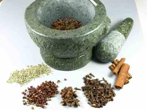 Bilde av Fem krydder blanding.