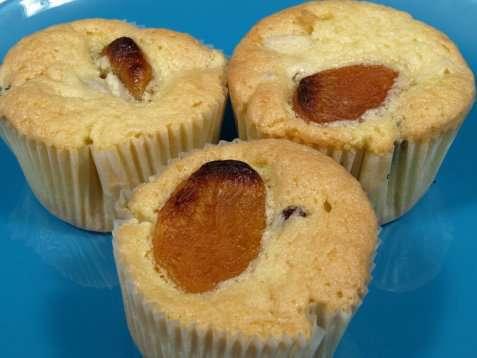 Fine muffins oppskrift.