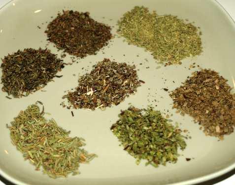 Herbs de Provence krydder mix oppskrift.