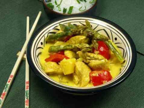 Prøv også Vietnamesisk kylling i karri.