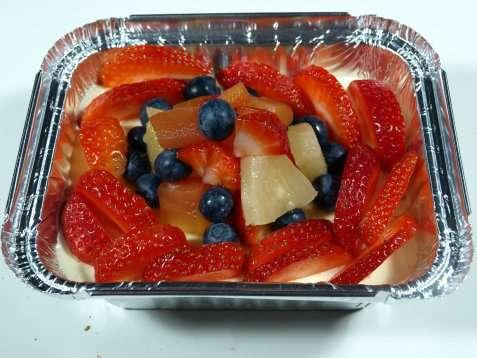 Fløterand med jordbær oppskrift.