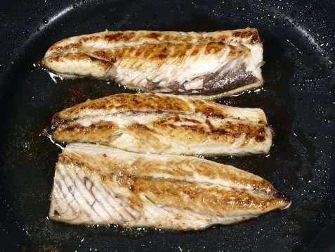 Stekt makrell 2 oppskrift.