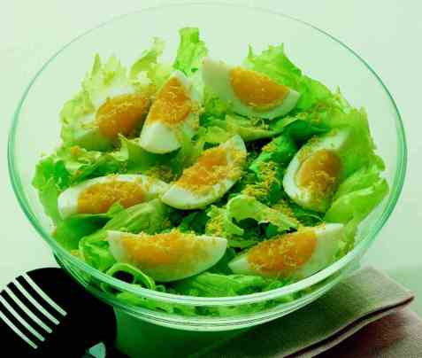 Mimosasalat oppskrift.
