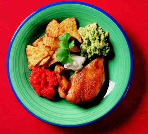 Meksikansk kyllingbryst oppskrift.