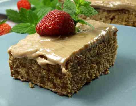 Dagens oppskrift er Enkel sjokoladekake 2.