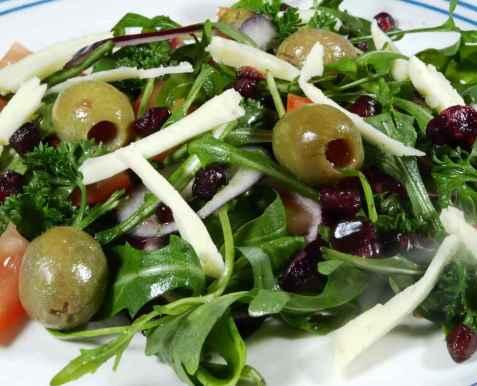 Italiensk salat 2 oppskrift.