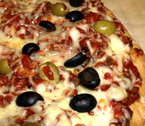 Prøv også Fin pizzabunn.