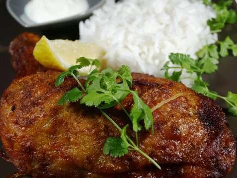 Kylling tandoori 3 oppskrift.
