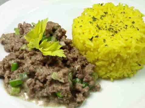 Dagens oppskrift er Indisk curry.