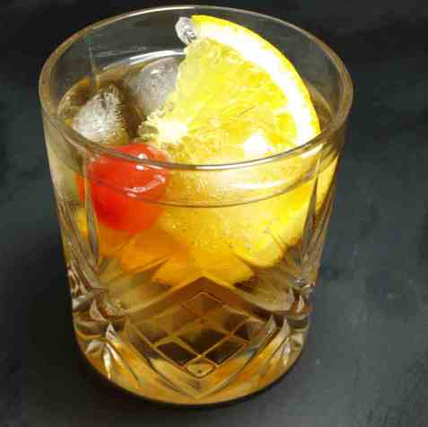 Old Fashioned oppskrift.